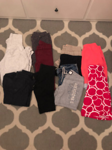 Lot of Women's/Youth Bottoms