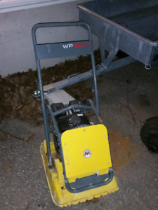 Wacker Tamper for Rent
