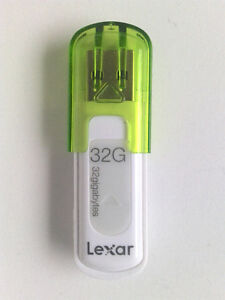 ***GREAT DEAL*** FS: Lexar 32Gb USB 2.0 Thumb Drive