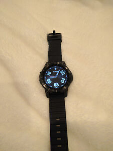 MINT - Nixon The Mission Smart Watch - All Black - Android Wear Stratford Kitchener Area image 8