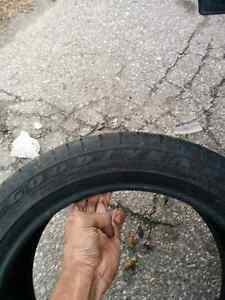 GoodYear LS-2 Run on flat tires. 245/45/18  100v
