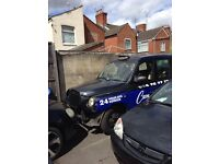 London taxi tx1 tx2tx4 breaking for parts and spares