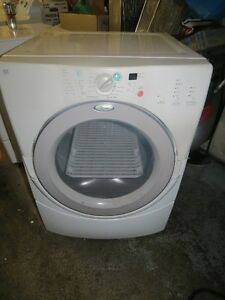 Whirlpool Duet Extra Large Capacity Electric Dryer