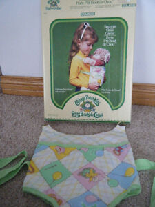 Vintage Cabbage Patch Kid Snuggle Close Carrier