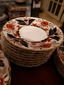 Booths China - Dovedale a8044 Imari -  bowl saucers $3each