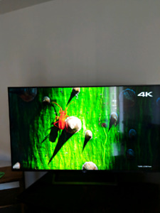 "55"" sony XBR X700D 4K ANDROID"
