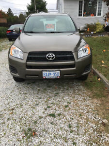 2012 Toyota RAV4 SUV, Crossover