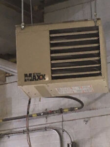 80,000 BTU suspended natural gas or pro pain heater