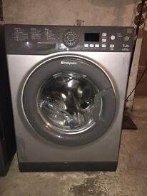 HOTPOINT Graphite Washing Machine
