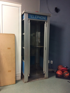 Telephone Booth for Sale