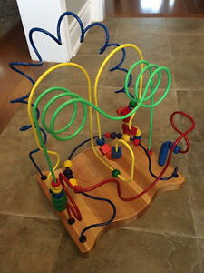 Bead Maze - great educational toy