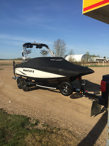 For Sale - Barely used 2015 Mastercraft X2
