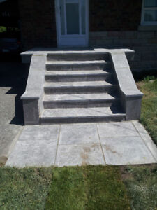 Skilled STONE MASON Available Quality Installation & Repairs