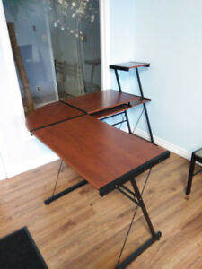 """Computer Desk """"Like New"""" or Craft Table"""