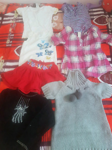 Clothing 4 to 5 year girl