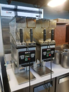 BUNN MHG Commercial Coffee Grinder and Storage System