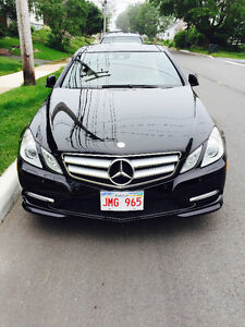 Mercedes-Benz E350 Coupe 4Matic Coupe (2 door)