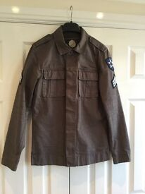 Pretty Green Lennon military jacket with tag