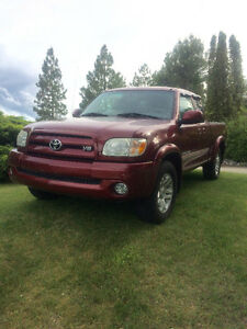 TUNDRA  LIMITED - 2005 - REDUCED