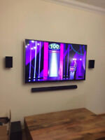 Home Theatre Services | TV Mounting | Speaker Mounting