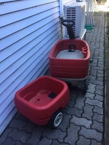 Kids Wagon + extension !!