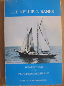 THE NELLIE J. BANKS by Geoff and Dorothy Robinson 1980