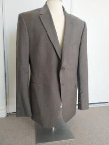 "BNWOT Incredible Paul Smith ""The Willoughby"" Grey Suit sz 46R"