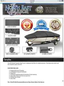 Brand new 16ft boat cover