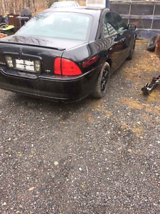 2004 and 2002 Lincoln ls for trade