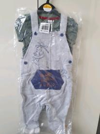 Brand new boys Gruffalo outfit 12-18mths