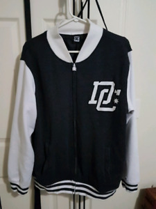 Mens DC SHOES Zip up Sweater