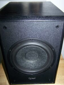 QUEST QS8 POWERED SUBWOOFER