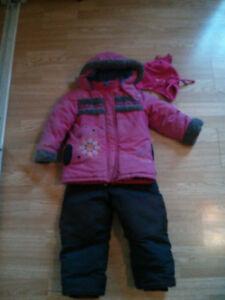 Habit de neige pour enfants