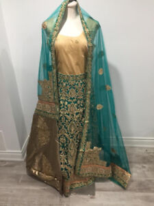 Indian/Pakistani party wear outfit collection
