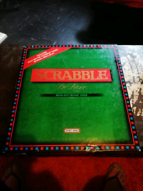 Electronic Scrabble game