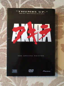 AKIRA - (2 DVD) Special Edition (2001) ~ Only $5 !!