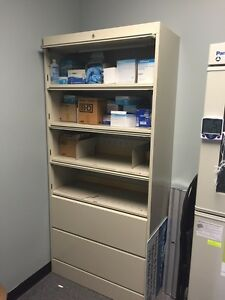 File cabinet for sale 250$ Peterborough Peterborough Area image 2
