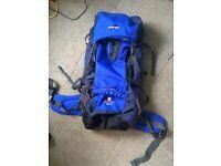 VANGO EXPLORER 60+10 ltr Bag! QUICK SALE
