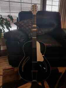 1950s Archtop Guitar (with video) Kitchener / Waterloo Kitchener Area image 2