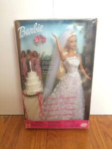 Barbie Wedding Bouquet Doll (Mattel) - 2001, #52649