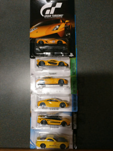 Hotwheels yellow sport cars series for sell