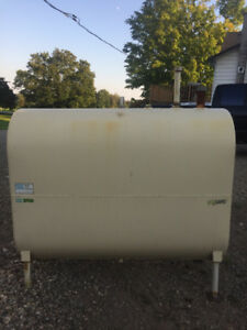 Oil Tank For Sale!