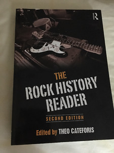The Rock History Reader (second edition)