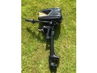 4 hp electric outboard 2015