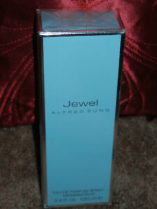 BRAND NEW 100ml BOTTLE ALFRED SUNG JEWEL PERFUME
