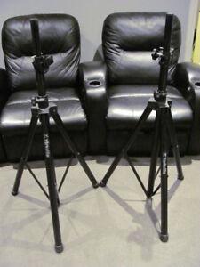 Yorkville SKS-09B Speaker Stands