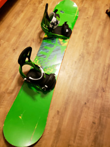 Rome SDS with Burton Mission Bindings