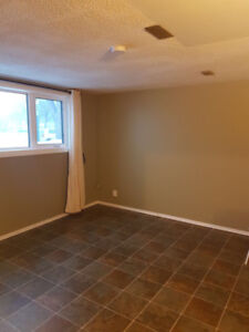 Newly renovated 1 bedroom basement suite for rent in Saskatoon.