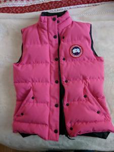 Womens Canada Goose Vest