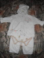 3-6 months (3pc outfit)